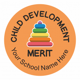 Child Development Merit Stickers