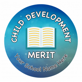 Child Development Celestial Reward Stickers