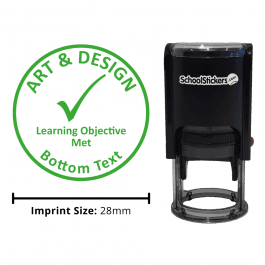 Art Stamper - Learning Objective Met
