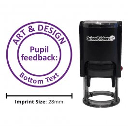 Art Stamper - Pupil Feedback