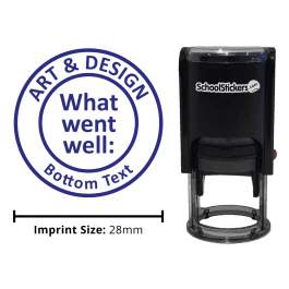 Art Stamper - What Went Well