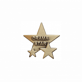 An image of Drama Star Badge
