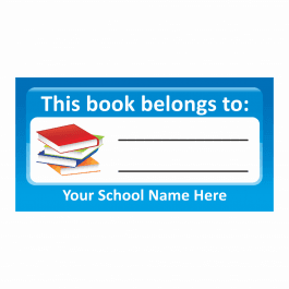 Book Label Stickers