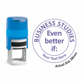 Business Studies Stamper - Even Better If