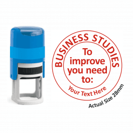 Business Studies Stamper - To Improve You Need To