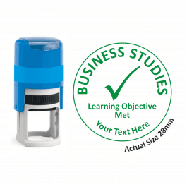 Business Studies Stamper - Learning Objective Met