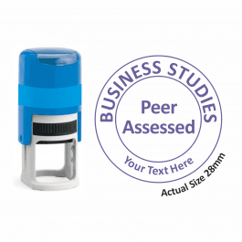 Business Studies Stamper - Peer Assessed