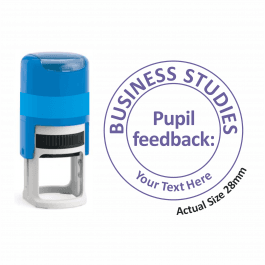 Business Studies Stamper - Pupil Feedback
