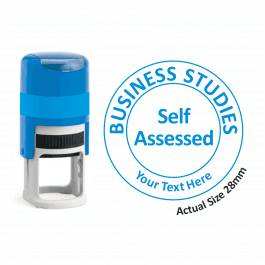 Business Studies Stamper - Self Assessed