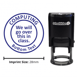 Computing Stamper - We Will Go Over This In Class