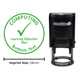 Computing Stamper - Learning Objective Met