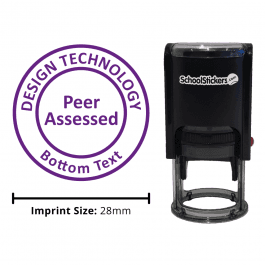 Design Technology Stamper - Peer Assessed