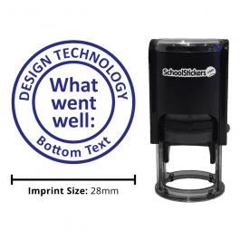 Design Technology Stamper - What Went Well