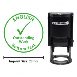 English Stamper - Outstanding Work