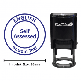 English Stamper - Self Assessed