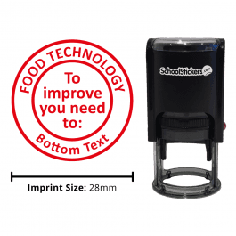 Food Technology Stamper - To Improve You Need To