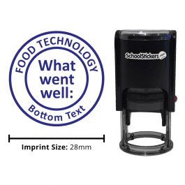 Food Technology Stamper - What Went Well