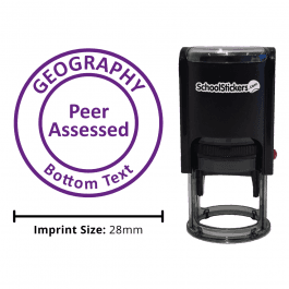 Geography Stamper - Peer Assessed