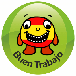 Languagenut Spanish Character Stickers