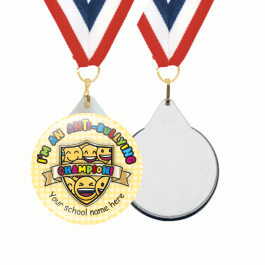 Anti-Bullying Champion Medals & Ribbons