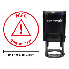 MFL Stamper - Warning Triangle