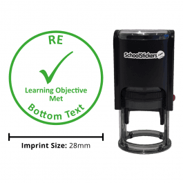 RE Stamper - Learning Objective Met