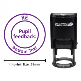 RE Stamper - Pupil Feedback