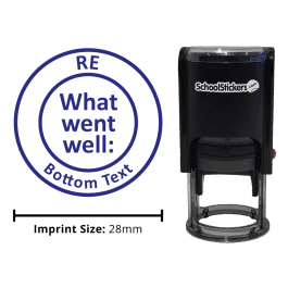 RE Stamper - What Went Well