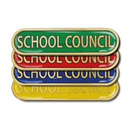 School Council Badge - Bar