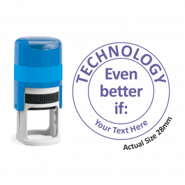 Technology Stamper - Even Better If