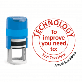 Technology Stamper - To Improve You Need To