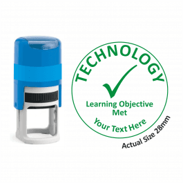 Technology Stamper - Learning Objective Met