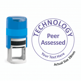 Technology Stamper - Peer Assessed