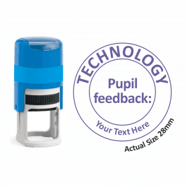 Technology Stamper - Pupil Feedback