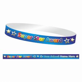 Super Star Award Wristband