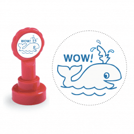 Xclamation Wow Stamp