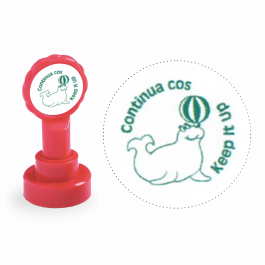 Xclamation Continua Cos Italian Stamp