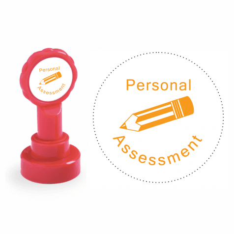 Xclamation Personal Assessment Stamp