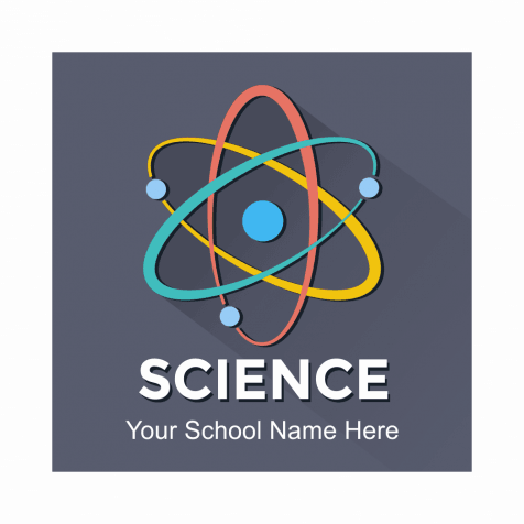 Science Academic Reward stickers
