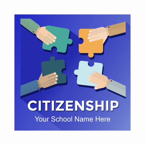 Citizenship Academic Reward Stickers