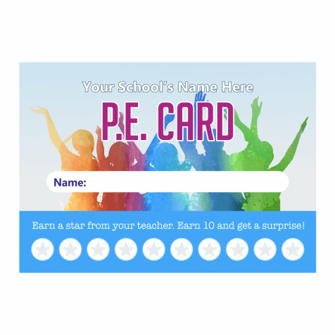PE Punch Cards