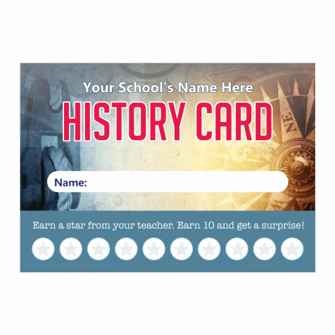 History Punch Cards