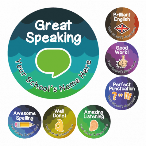EAL Multi Award Stickers