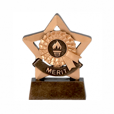Merit Mini Star Trophy