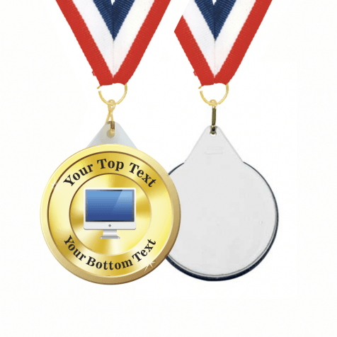 Computing Custom Medals and Ribbons