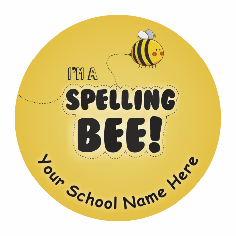 Spelling Bee Stickers