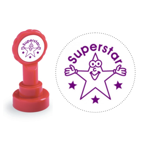 Xclamation Superstar Stamp