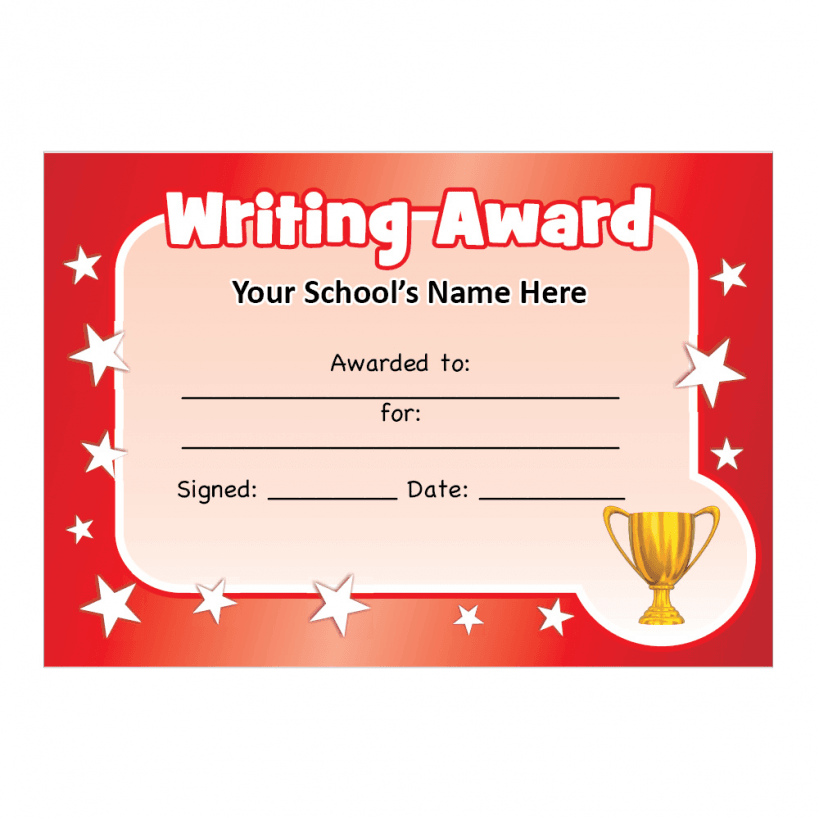 Nature writing awards for high school