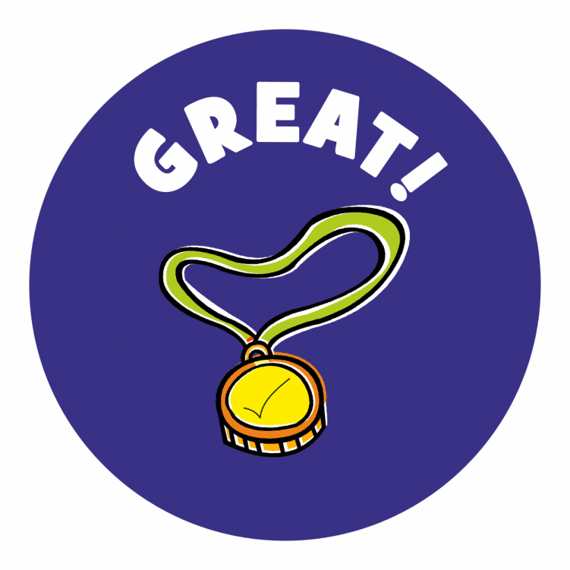 Well Done Praise Stickers| School Stickers For Teachers | 819 x 819 png 84kB