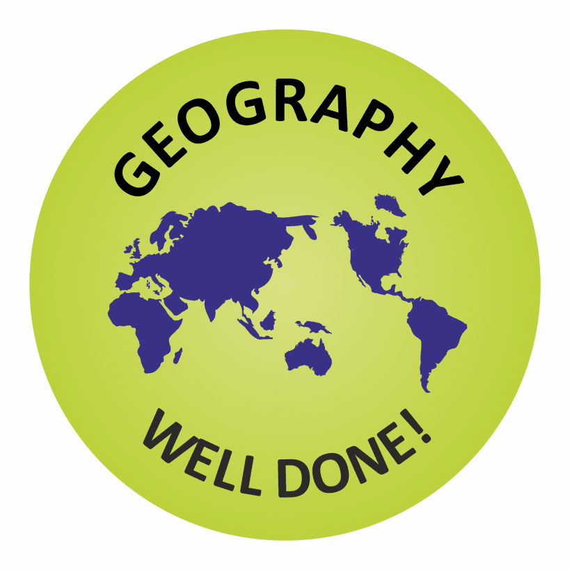 140 Geography Well Done Stickers | 819 x 819 png 60kB